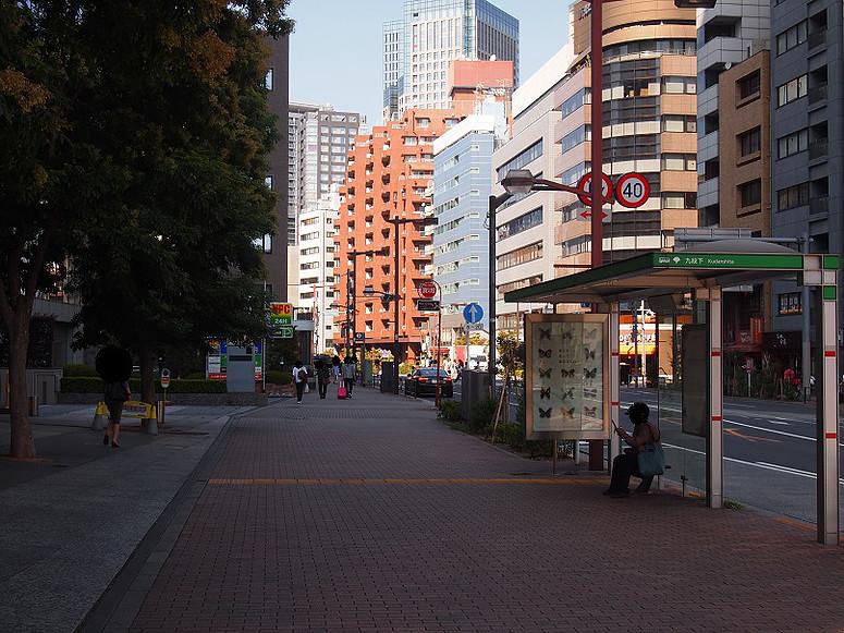 【2】一休のひらめき九段下3a出口バス停直進